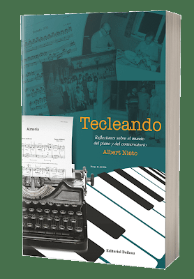 Tecleando, nuevo libro de Albert Nieto