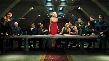 Todo sobre la nueva Battlestar Galactica
