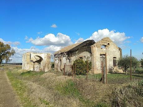 turismo de cercanía en Córdoba, vieja estación de La Carlota