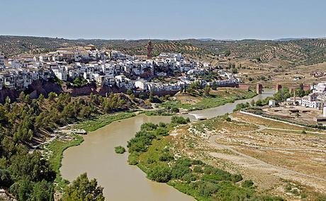 turismo de cercanía en Córdoba, vistas de Montoro