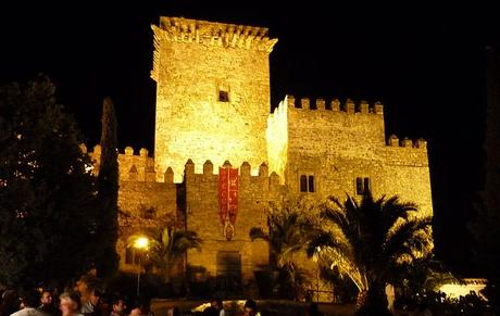 turismo de cercanía en Córdoba, castillo de Espejo