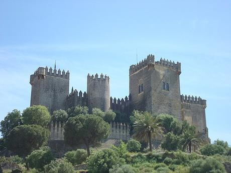 turismo de cercanía en Córdoba, castillo de Almodóvar del Río