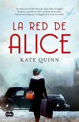 LA RED DE ALICE: ¡Heroísmo, amor y suspense en una apasionante novela inspirada en el episodio hechos reales!