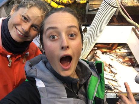 Me fui a pescar a Alaska tres meses y te lo muestro