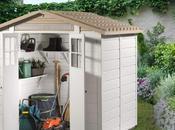 Alternativas para almacenar organizar jardín terraza.