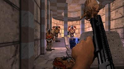 «Hail to the king, baby!»; Duke Nukem 3D llega a Switch