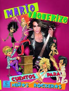 Cuentos para niñ@s rocker@s. Mario Vaquerizo.