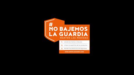 Florette se suma a la campaña de RSC #NoBajemosLaGuardia