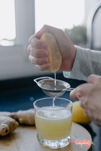 Refesco de Jengibre / Ginger Ale
