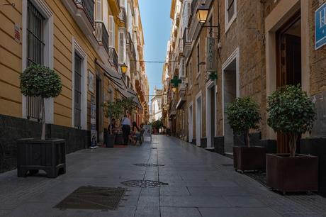 ciudades de andalucia mapa
