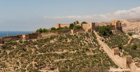 las ciudades de andalucia sur de españa