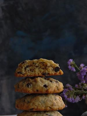 Cookies tipo Levain Bakery