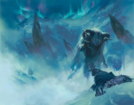 Alud de lanzamientos para Icewind Dale: Rime of the Frostmaiden