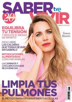 Revista Saber Vivir julio 2020 noticias moda, belleza y salud