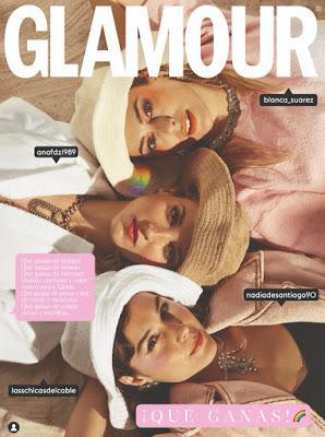 Revista femenina glamour julio noticias moda y belleza
