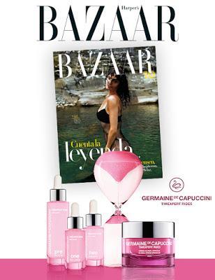 Suscripción Revista femenina Harper's Bazaar julio 2020 noticias moda y belleza