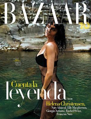 Revista femenina Harper's Bazaar julio 2020 noticias belleza y moda