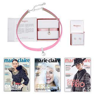 Suscripción Revista femenina Marie Claire julio noticias moda y belleza