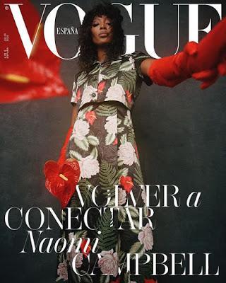 Revista femenina Vogue julio noticias moda y belleza