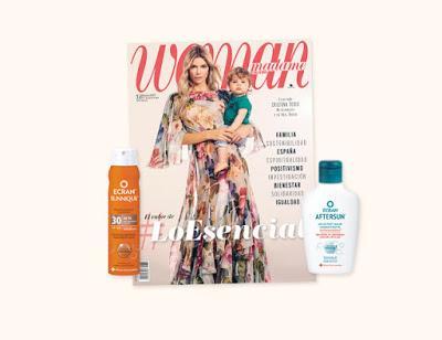 regalo revista femenina woman julio noticias belleza y moda