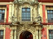 Portada Palacio Episcopal Sevilla, obra montañés