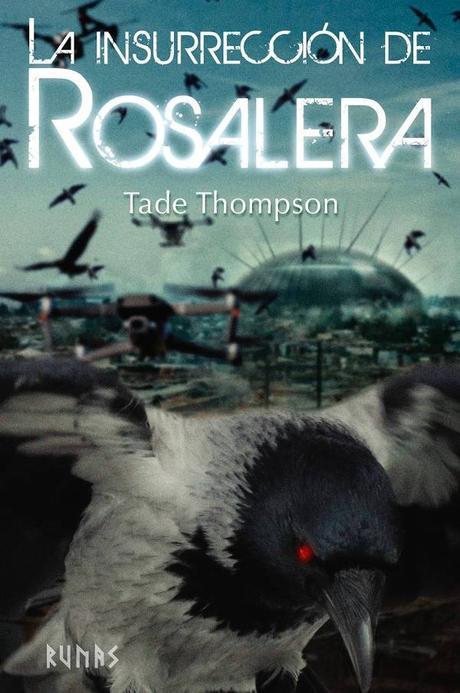 Portada de La insurrección de Rosalera