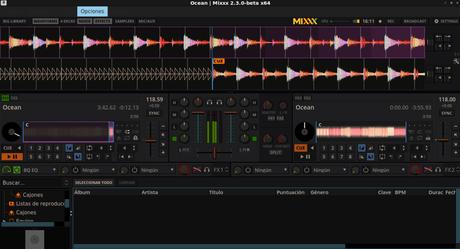 Disponible The Mixxx 2.3 Beta, la alternativa open source a Traktor