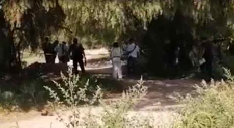Se registra aparente feminicidio en la colonia Terremoto