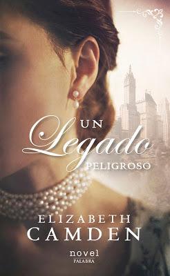 UN LEGADO PELIGROSO: ¡Una novela de misterio irresistible!