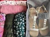 Consejos para hacer maleta viaje perfecta. cabrá todo!