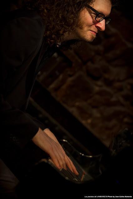 FOTO-Los pianistas del JAMBOREE-JACOK SACKS