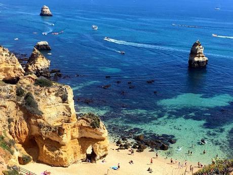 Aventuras exóticas en los hoteles en Algarve