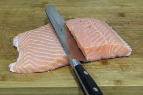 lomo de salmon sous vide pakus lazy blog