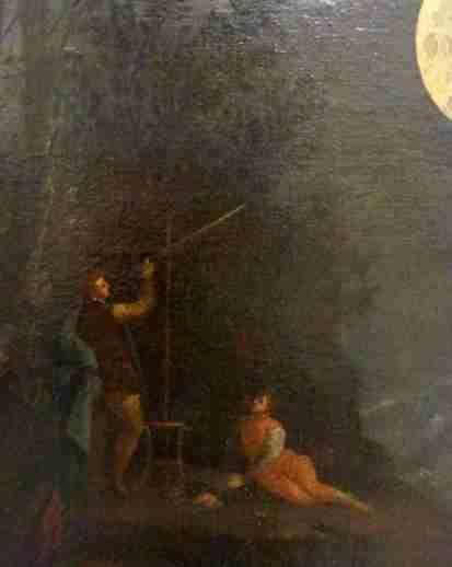 Una observación astronómica en el Vaticano