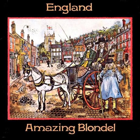 "Amazing Blondel. ""Afterglow"""