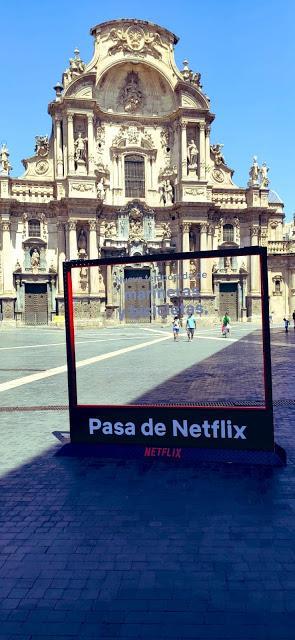 La campaña de exterior más creativa de Netflix #pasadeNetflix