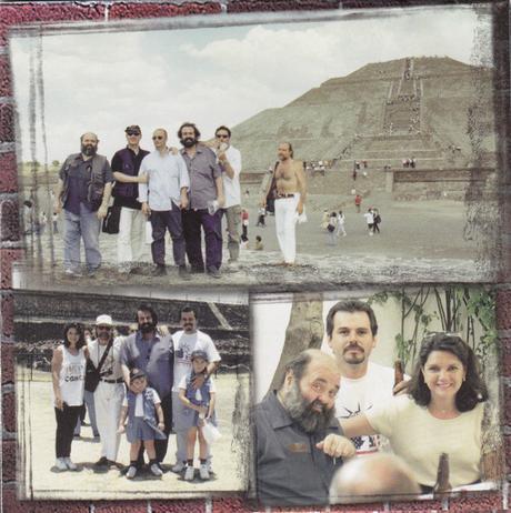 Banco del Mutuo Soccorso - En Concierto Mexico City (1999)