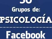 mejores grupos Psicología Facebook