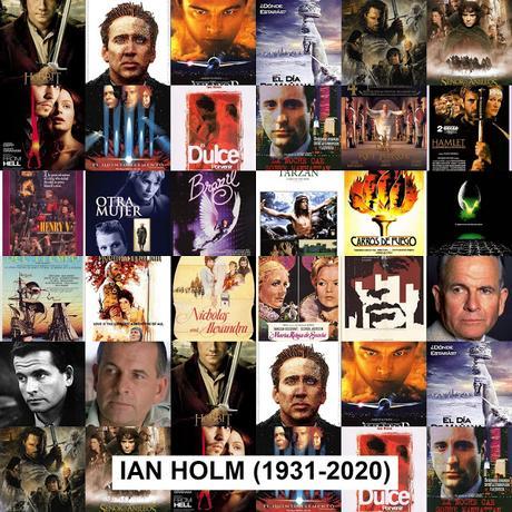 Ian Holm (1931 - 2020)