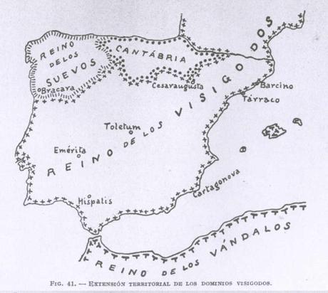 La Cantabria visigoda