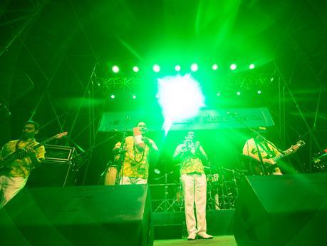 Los Mirlos celebran la Fiesta de San Juan