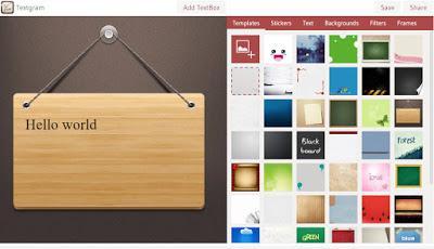 Aplicaciones y webs para escribir texto en nuestras fotos en Pc ,Tablets o Smartphones Android/iOS