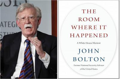 Observar Corea del Norte, según John Bolton
