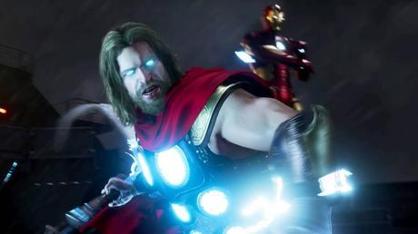 Marvel's Avengers, trailer de historia, cooperativo y gameplay