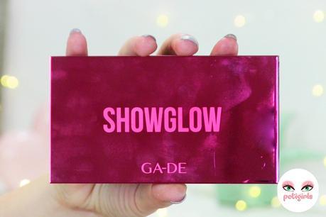 PALETA SHOWGLOW DE GA-DE