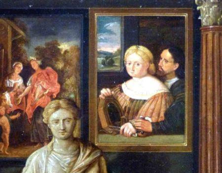 La Galería de Van Haecht en Edimburgo