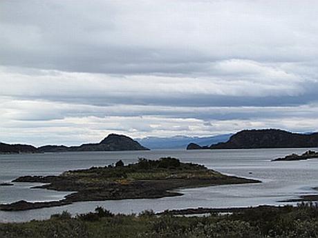 Bahía Lapataia. Ushuaia. Argentina