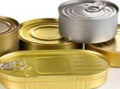 estudio detecta tóxico bisfenol también alimentos están conservados lata