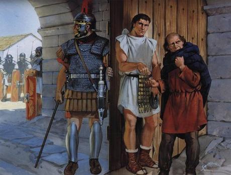 Espías romanos