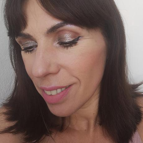 Reseña de la paleta Platinum (Cuttie Palette) de Nabla: Info, swatches y 3 looks con ella
